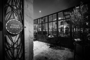 FOUR ROOMS BISTROT /// 015